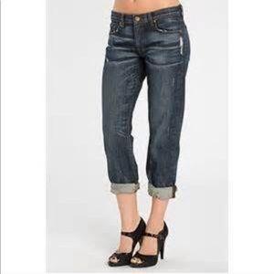 J Brand Clyde boyfriend jeans